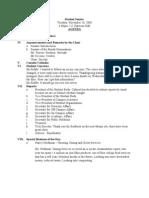 Agenda 11 10