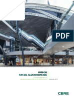 CBRE Dutch Retail Warehousing (Nov 2013)
