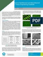 795-PEEK Muliti- And Monofilament Woven Scaffolds