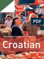 The Roud Guide Croatian Phrasebook