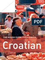 The Roud Guide Croatian Phrasebook