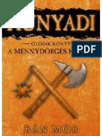 Bán Mór - Hunyadi 05 a-mennydörgés Kapuja