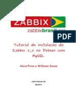 Tutorial de Instalacao Do Zabbix 2.0.0 Debian Postgres