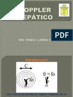 Doppler Hepatico FRANCO
