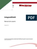 Manual Integra d Web Dd i