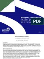Michigans Genre Project