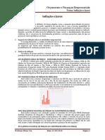 17-03-14 - Orçamento e Finanças Empresariais - Inflação e Juros - Alunos
