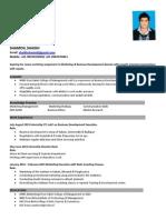 Shamoil Shaikh Resume