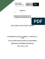 Modulo Metodos Deterministicos08