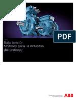 Catálogo Motores ABB