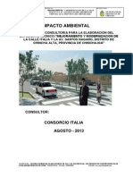 Est. Impac. Ambiental ADSNº017 2013 MPCH