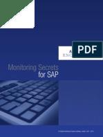 Argent Encyclopedia Monitoring Secrets for Sap c