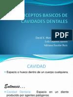 Conceptos Basicos de Cavidades Dentales (1)