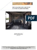 Flashover Analysis