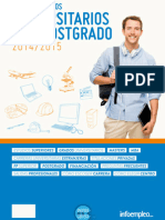 Guia de Estudios Universitarios y de Postgrado 2014-2015