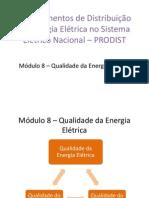 Procedimentos de Distribuição de Energia Elétrica No Sistema