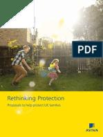 Aviva's Rethinking Protection report