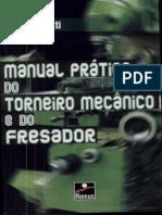 Manual Pratico Do Torneiro Mecanico e Do Fresador