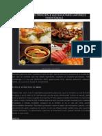 Ingredientele Principale Ale Bucatariei Japoneze Traditionale