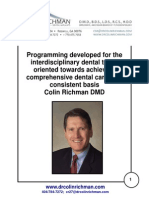 Dr. Richman's Lecture and Program Catalog