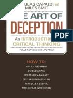 [Nicholas Capaldi] the Art of Deception