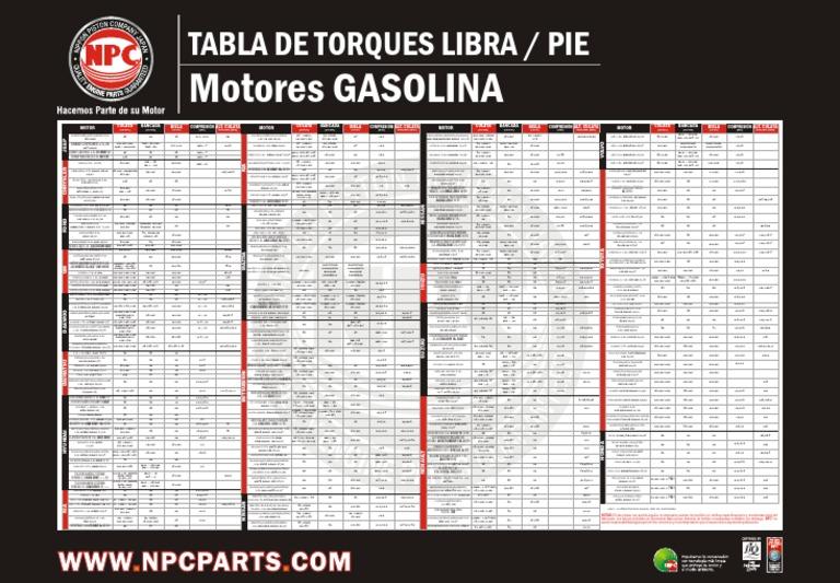 Afiche Torques Gasolina 2013 P