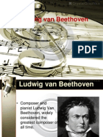 Beethoven Essay Example