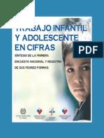 Libro Trabajo Infantil y Adolescente en Cifras