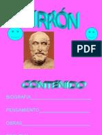 PIRRON FILO