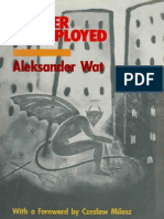 Wat Aleksander Lucifer Unemployed