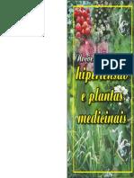 Cartilha Plantas Medicinais e Hipertensão