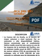 Caracterizacion de La Cuenca Ocoña
