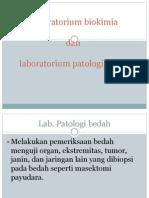 Laboratorium Biokim n Patologi