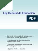 1.Ley General de Educ.ultima