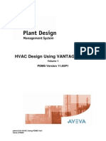Hvac Using Pdms Vol1