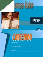 Thomas Kuhn Filo