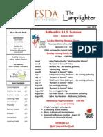 Lamplighter June 2014