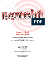 Launch 1 Read Teacher Book