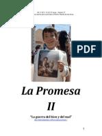 La Promesa II (Digital Certificate)