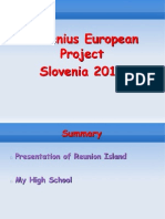 European Project Slovenia 2014-2.ppt