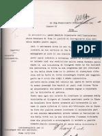 Rapporto Informativo Polizia Municipale Pisa