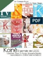 Koinè - il giornale dei Licei (may)