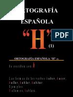 ORTOGRAFÍA H audio
