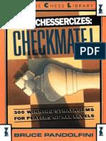 Bruce Pandolfini - More Chessercizes - Checkmate