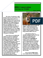 wildlife conservation-perla