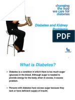 Diabetes & Kidney Problems
