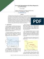 Lead Tin Phase Diagram Experiment
