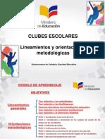 Presentaci+¦n Clubes 9 de abril 14(1)