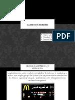 Marketing Mundial