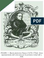 Feijoo, Benito Jeronimo Obras Escogidas